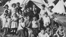 El exilio de los niños vascos en la Guerra Civil Española