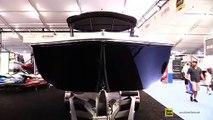 2019 Yamaha 275 SE Motor Boat - Walkthrough - 2019 Miami Boat Show
