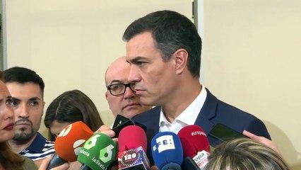 Sánchez hablará a finales de este mes con los partidos que le apoyen