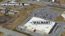 Armed man in body armor arrested at Missouri Walmart