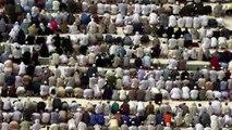 Weltweit größte Pilgerfahrt Hadsch beginnt in Mekka