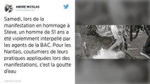 Mort de Steve : Une marche blanche samedi à Nantes