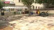 Incendie de Notre-Dame de Paris : début de la dépollution des écoles