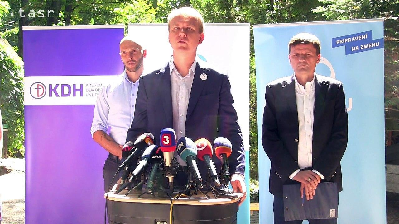Koalícia PS, Spolu a KDH: Rozvoj a podpora slovenských rodín je zásadnou prioritou