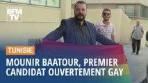 Mounir Baatour, le premier candidat ouvertement gay à la présidence en Tunisie