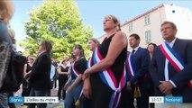 Var : émotion à Signes pour les obsèques du maire