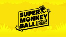 Super Monkey Ball : Banana Blitz HD - Bande-annonce de gameplay