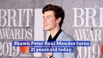 Happy Birthday, Shawn Mendes