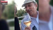 Jean-Luc Reichmann et Michel Drucker : Les animateurs s'amusent en Corse (vidéo)