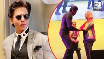 Shah Rukh Khan Twerking Video As He Dances With Special Kids