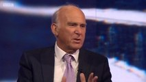 Vince Cable calls for 'emergency administration' if Boris Johnson toppled to block no-deal Brexit