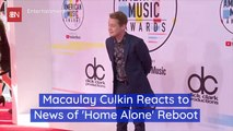 What Does Macaulay Culkin Think Of The 'Home Alone' Reboot