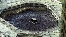 Début du pèlerinage annuel à La Mecque