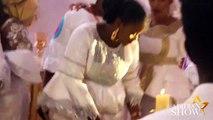 La réception du Renouvellement de mariage Soum Bill : Quand la mariée est heureuse