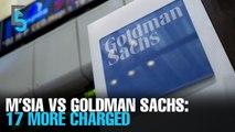 EVENING 5: M'sia charges 17 Goldman Sachs directors