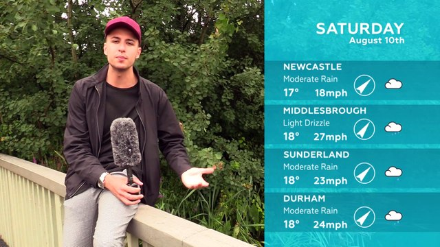 WEATHER: August 10th 2019