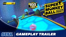 Super Monkey Ball : Banana Blitz HD -Trailer de gameplay