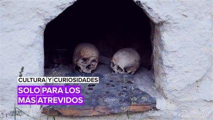 Cultura y curiosidades: El cementerio de Dargavs