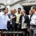 DOJ asks OSG to explain participation in sedition complaint