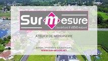Sur Mesure, menuiserie intérieure et extérieure près de Pau