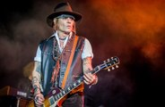 Johnny Depp focusing on music after next two movies