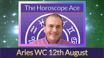 Aries Weekly Astrology Horoscope 12th August 2019