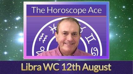 Libra Weekly Astrology Horoscope 12th August 2019
