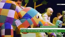 West Side Story, Elmer The Patchwork Elephant & Moseley Folk & Arts Fest!