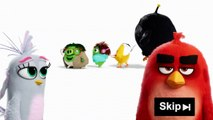 The Angry Birds Movie 2: Skip Button Ad