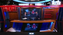 Brian Johnson Fills In For David Price As Red Sox Take On Angels