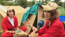 Sziget music festival in Hungary showcases its green credentials