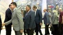 Gaziantep'te, kamu görevlileri bayramlaştı