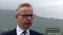 Gove: Our relationship with Ireland is 'very good'