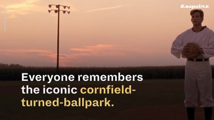 "MLB is Bringing ""Field of Dreams"" to Life"