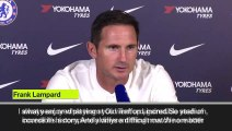 (Subtitled) 'It's his real chance' Lampard on Solskjaer