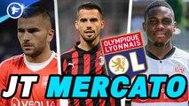 Journal du Mercato : Lyon flaire les bons coups, l'AC Milan n'a pas dit son dernier mot