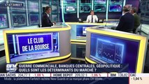 Le Club de la Bourse: Nuno Texeira, Gilles Mainard, Frédéric Rozier et Alexandre Baradez - 09/08