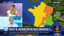 Orages: 26 départements en vigilance