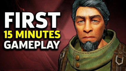 Remnant: From The Ashes   EXCLUSIVE Gameplay: First 15 Minutes