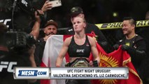 UFC Fight Night Uruguay: Valentina Shevchenko Vs. Liz Carmouche Preview