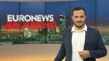 Euronews am Abend   Die Nachrichten vom 9. August 2019