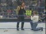 WWE Randy orton orton hits the rko on undertaker