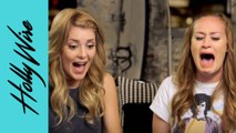 Grace Helbig & Mamrie Hart Reveal Strange BATHROOM Story and Give Dating Advice
