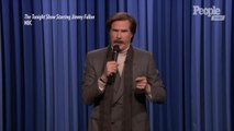 Ron Burgundy Is Back! Will Ferrell Reprises Iconic Anchorman Character on Every Late Night Show