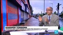 Indian Ambassador to France Vinay Mohan Kwatra looks at Kashmir tensions
