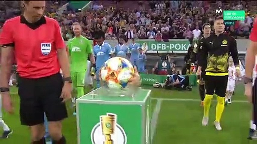 Uerdingen vs Dortmund 0 - 2 Highlights Összefoglaló 09 08 2019 HD