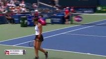 Home hope Andreescu outlasts Pliskova in Rogers Cup quarter-final