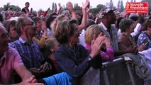 VIDEO. Maisonneuve :  Alpha Blondy clôture le festival des Heures vagabondes