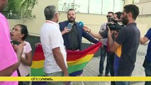 Tunisia's first openly gay aspiring presidential candidate