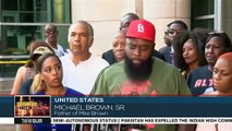 Mike Brown's Father Calls To Re-open Case